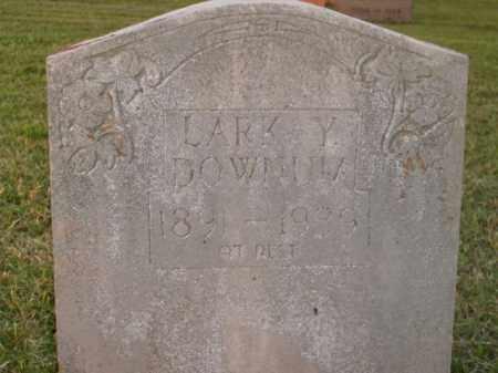 DOWNUM, LARK Y. - Boone County, Arkansas | LARK Y. DOWNUM - Arkansas Gravestone Photos