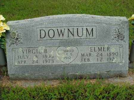 DOWNUM, VIRGIE BELL - Boone County, Arkansas | VIRGIE BELL DOWNUM - Arkansas Gravestone Photos