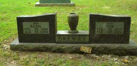 DREWRY, TOM - Boone County, Arkansas | TOM DREWRY - Arkansas Gravestone Photos
