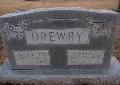 DREWRY  (VETERAN WWII), VILUS P - Boone County, Arkansas | VILUS P DREWRY  (VETERAN WWII) - Arkansas Gravestone Photos
