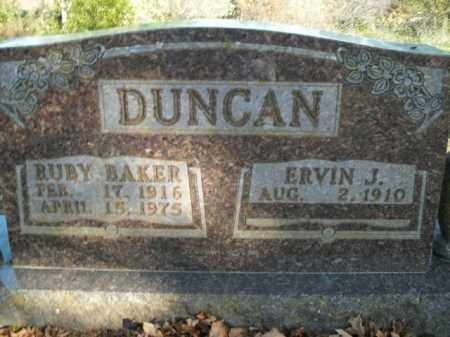 DUNCAN, RUBY - Boone County, Arkansas | RUBY DUNCAN - Arkansas Gravestone Photos