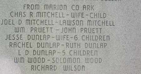 WOOD, SOLOMON - Boone County, Arkansas | SOLOMON WOOD - Arkansas Gravestone Photos