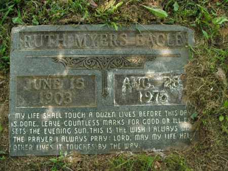 EAGLE, RUTH - Boone County, Arkansas | RUTH EAGLE - Arkansas Gravestone Photos