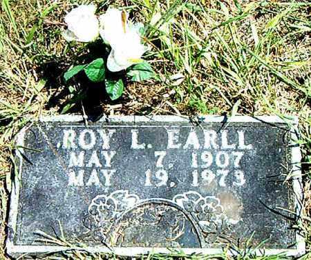 EARLL, ROY L. - Boone County, Arkansas | ROY L. EARLL - Arkansas Gravestone Photos