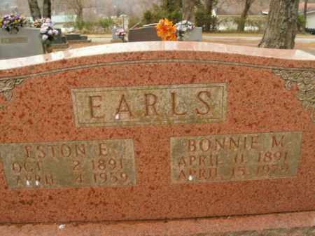 EARLS, BONNIE M. - Boone County, Arkansas | BONNIE M. EARLS - Arkansas Gravestone Photos