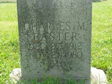 EASTER, CHARLES MALABY - Boone County, Arkansas | CHARLES MALABY EASTER - Arkansas Gravestone Photos