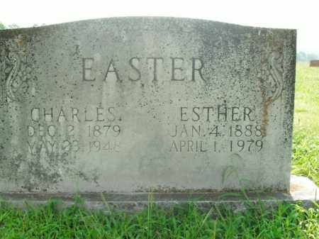 EASTER, NORA ESTHER - Boone County, Arkansas | NORA ESTHER EASTER - Arkansas Gravestone Photos