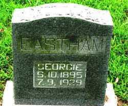 EASTHAN, GEORGIE - Boone County, Arkansas   GEORGIE EASTHAN - Arkansas Gravestone Photos