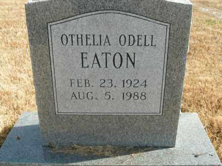 EATON, OTHELIA ODELL - Boone County, Arkansas | OTHELIA ODELL EATON - Arkansas Gravestone Photos