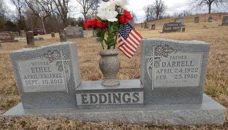 EDDINGS, DARRELL - Boone County, Arkansas   DARRELL EDDINGS - Arkansas Gravestone Photos