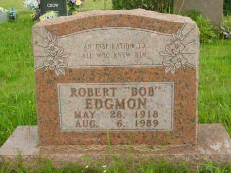 "EDGMON, ROBERT  L. ""BOB"" - Boone County, Arkansas | ROBERT  L. ""BOB"" EDGMON - Arkansas Gravestone Photos"