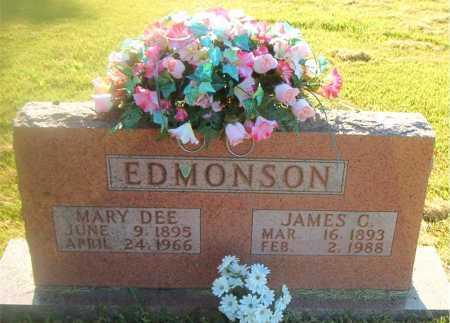 EDMONSON, MARY DEE - Boone County, Arkansas | MARY DEE EDMONSON - Arkansas Gravestone Photos