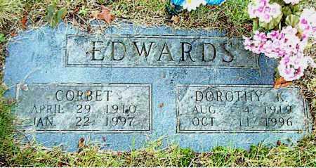 EDWARDS, CORBET - Boone County, Arkansas | CORBET EDWARDS - Arkansas Gravestone Photos