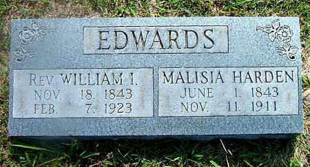 EDWARDS, MALISIA - Boone County, Arkansas | MALISIA EDWARDS - Arkansas Gravestone Photos