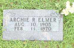 ELMER, ARCHIE R. - Boone County, Arkansas | ARCHIE R. ELMER - Arkansas Gravestone Photos