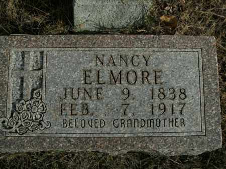 ELMORE, NANCY - Boone County, Arkansas | NANCY ELMORE - Arkansas Gravestone Photos