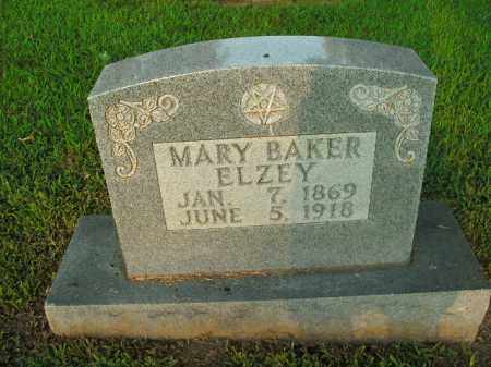 ELZEY, MARY - Boone County, Arkansas | MARY ELZEY - Arkansas Gravestone Photos