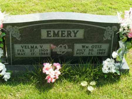 EMERY, WILLIAM OTIS - Boone County, Arkansas | WILLIAM OTIS EMERY - Arkansas Gravestone Photos