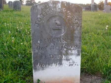 EOFF, JOHN - Boone County, Arkansas | JOHN EOFF - Arkansas Gravestone Photos