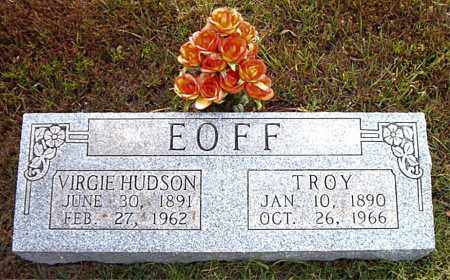 EOFF, JAMES TROY - Boone County, Arkansas | JAMES TROY EOFF - Arkansas Gravestone Photos