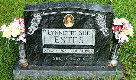 ESTES, LYNNETTE SUE - Boone County, Arkansas | LYNNETTE SUE ESTES - Arkansas Gravestone Photos
