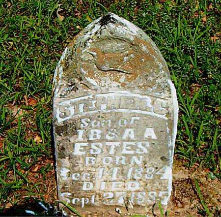 ESTES, STEVEN C. - Boone County, Arkansas | STEVEN C. ESTES - Arkansas Gravestone Photos