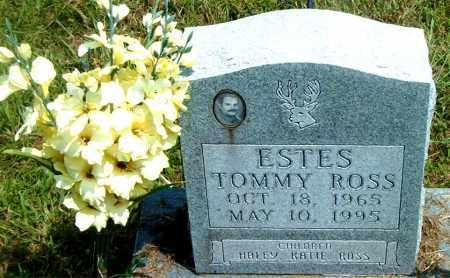 ESTES, TOMMY ROSS - Boone County, Arkansas | TOMMY ROSS ESTES - Arkansas Gravestone Photos