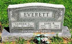 EVERETT, EARL L. - Boone County, Arkansas | EARL L. EVERETT - Arkansas Gravestone Photos