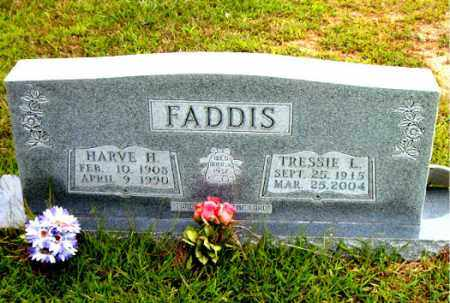 FADDIS, TRESSIE  L. - Boone County, Arkansas | TRESSIE  L. FADDIS - Arkansas Gravestone Photos