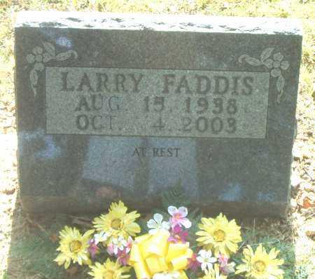 FADDIS, LARRY - Boone County, Arkansas | LARRY FADDIS - Arkansas Gravestone Photos