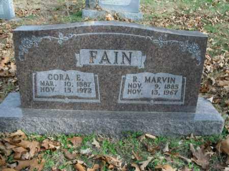 FAIN, RICHARD MARVIN - Boone County, Arkansas | RICHARD MARVIN FAIN - Arkansas Gravestone Photos