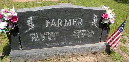 FARMER, DORMAN S. - Boone County, Arkansas | DORMAN S. FARMER - Arkansas Gravestone Photos