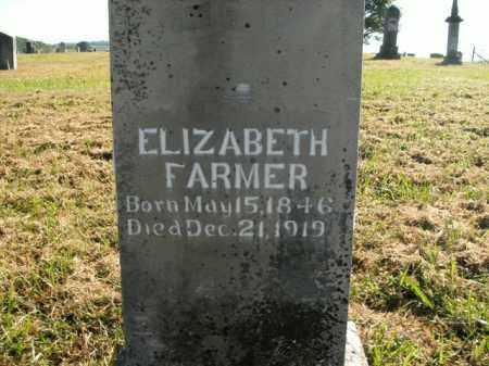 FARMER, ELIZABETH - Boone County, Arkansas | ELIZABETH FARMER - Arkansas Gravestone Photos