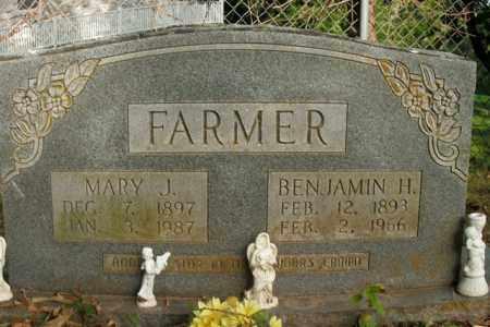 FARMER, BENJAMIN H. - Boone County, Arkansas | BENJAMIN H. FARMER - Arkansas Gravestone Photos