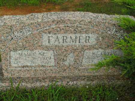 FARMER, WILLIAM CLYDE - Boone County, Arkansas | WILLIAM CLYDE FARMER - Arkansas Gravestone Photos