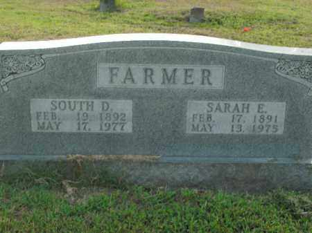 FARMER, SARAH E. - Boone County, Arkansas | SARAH E. FARMER - Arkansas Gravestone Photos