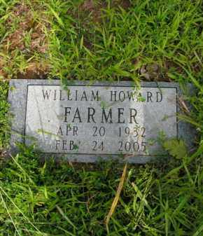FARMER, WILLIAM HOWARD - Boone County, Arkansas | WILLIAM HOWARD FARMER - Arkansas Gravestone Photos