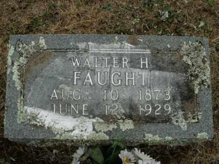 FAUGHT, WALTER H. - Boone County, Arkansas | WALTER H. FAUGHT - Arkansas Gravestone Photos