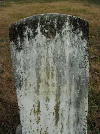 FENIX, FLOYD D. - Boone County, Arkansas | FLOYD D. FENIX - Arkansas Gravestone Photos