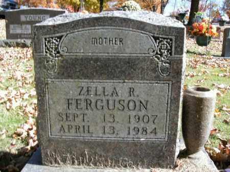 FERGUSON, ZELLA R. - Boone County, Arkansas | ZELLA R. FERGUSON - Arkansas Gravestone Photos