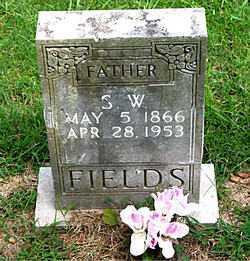 FIELDS, SQUIRE W. - Boone County, Arkansas | SQUIRE W. FIELDS - Arkansas Gravestone Photos