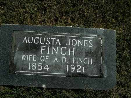 FINCH, AUGUSTA - Boone County, Arkansas | AUGUSTA FINCH - Arkansas Gravestone Photos