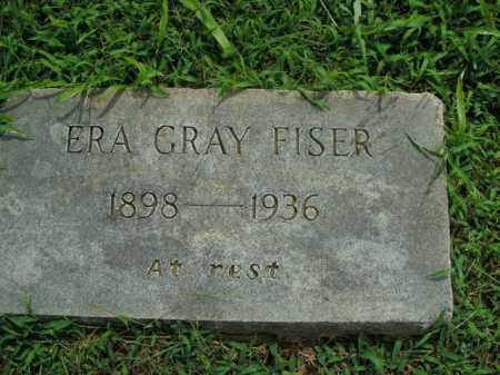 GRAY FISER, ERA - Boone County, Arkansas | ERA GRAY FISER - Arkansas Gravestone Photos