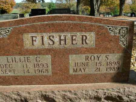 FISHER, ROY S. - Boone County, Arkansas | ROY S. FISHER - Arkansas Gravestone Photos