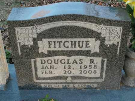 FITCHUE, DOUGLAS R. - Boone County, Arkansas   DOUGLAS R. FITCHUE - Arkansas Gravestone Photos