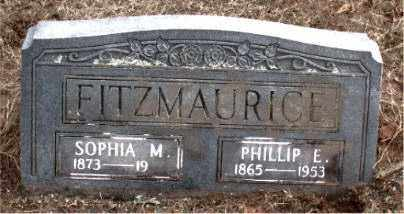 FITZMAURICE, PHILLIP  EDWARD - Boone County, Arkansas | PHILLIP  EDWARD FITZMAURICE - Arkansas Gravestone Photos