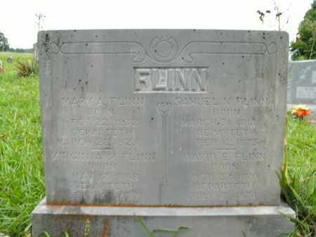 FLINN, SAMUEL N. - Boone County, Arkansas | SAMUEL N. FLINN - Arkansas Gravestone Photos