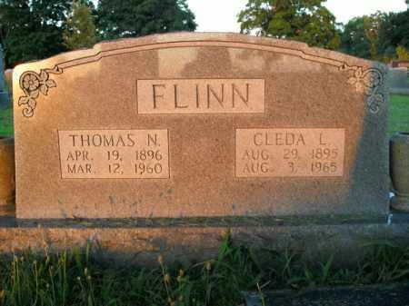 FLINN, THOMAS N. - Boone County, Arkansas | THOMAS N. FLINN - Arkansas Gravestone Photos