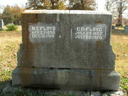 FLOYD, MARTHA ELIZABETH - Boone County, Arkansas   MARTHA ELIZABETH FLOYD - Arkansas Gravestone Photos
