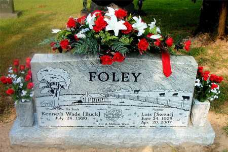 FOLEY, LOIS - Boone County, Arkansas | LOIS FOLEY - Arkansas Gravestone Photos